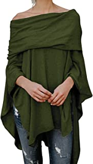 Best off the shoulder poncho Reviews
