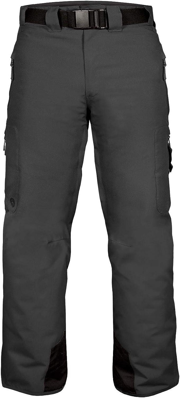 Windproof Waterproof Mens Snow Pants Wildhorn Bowman Insulated Snowboard /& Ski Pants