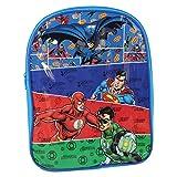 DC Justice League -  Mochila escolar La Joven Liga de la Justicia Linterna Verde Superman Batman (9815029HV)