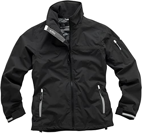 Gill Ladies Crew veste in Graphite 1041W