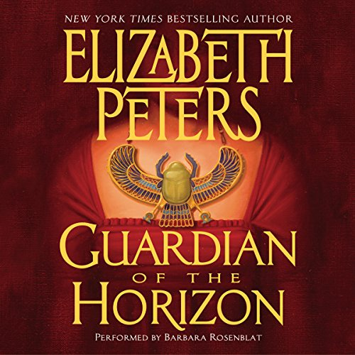 Guardian of the Horizon audiobook cover art