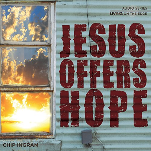 Jesus Offers Hope audiobook cover art