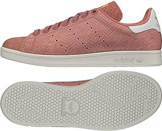 adidas Women's Stan Smith W, ASH Pink/Off White