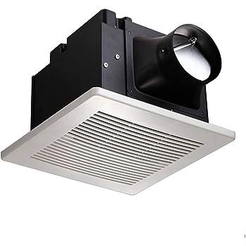 Amazon Com Ceiling Exhaust Fan Hg Power High Cfm Ceiling Mount Ventilation Fan Bathroom Extractor Fan Square Inline Exhaust Fan 150mm Kitchen Dining