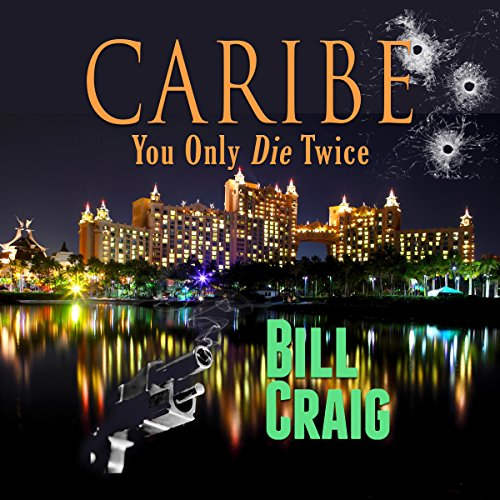 Caribe audiobook cover art