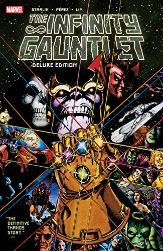 Infinity Gauntlet: Deluxe Edition (English Edition)