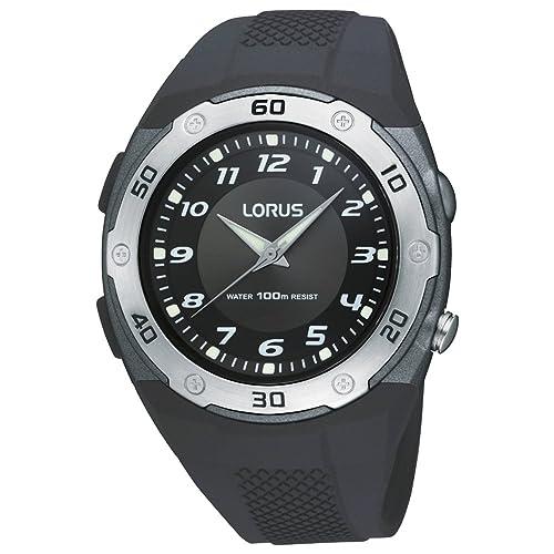 Lorus watches R2333DX9 Mens quartz watch