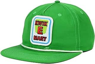 Bioworld The Simpson Kwik E Mart Snapback hat