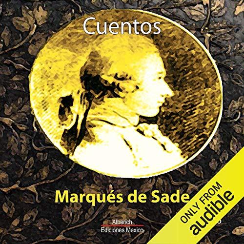 Cuentos del Marques de Sade [Tales of the Marquis de Sade] cover art