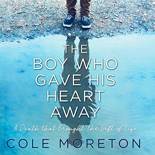 The Boy Who Gave His Heart Away cover art