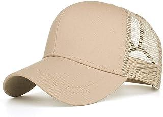 /Ét/é Chapeaux de Casquette de Baseball de Fille de Fille de Femmes Paillettes Brillantes d/ésordonn/ées Bun Snapback Hat Sun Caps Plusieurs Couleurs MORETIME Casquettes Bonnets et Chapeaux