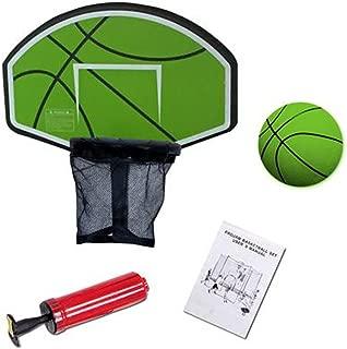 Best green trampoline with basketball hoop Reviews