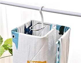 Azakka Bedding Hanger 2 Pack Spiral Hangers Sun-dried Quilts Drying Racks Bed Sheets Mattress Pillow Covers Pillowcase Qui...