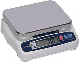 A&D Weighing SJ-12KHS Digital Portion Scale, 12kg x 0.005kg