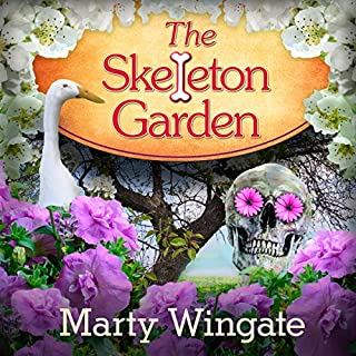 The Skeleton Garden     Potting Shed Mysteries Series, Book 4              By:                                                                                                                                 Marty Wingate                               Narrated by:                                                                                                                                 Erin Bennett                      Length: 10 hrs and 22 mins     95 ratings     Overall 4.4