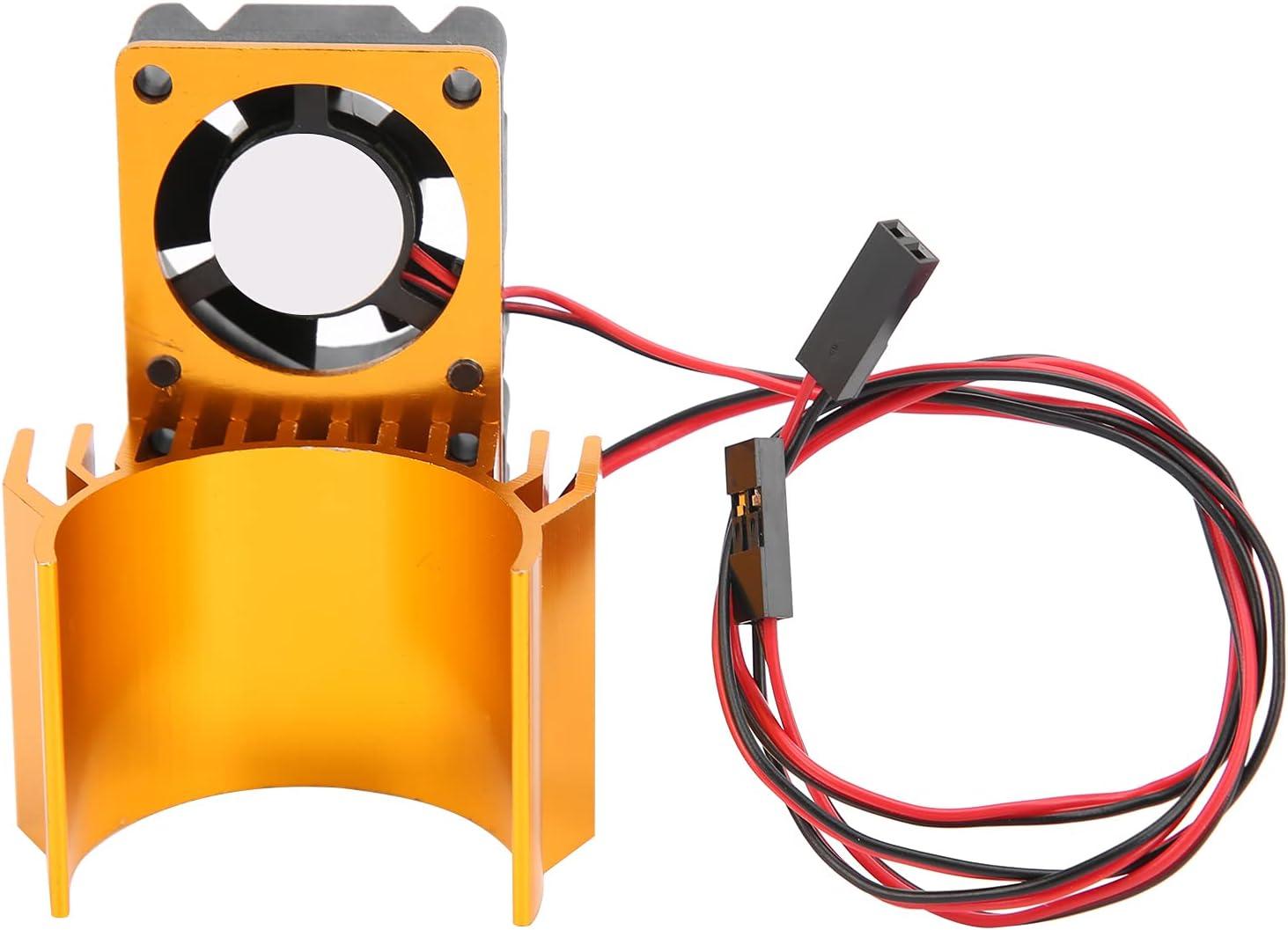 VGEBY RC Max 58% OFF Car Motor Heatsink Double 10 1 Max 76% OFF Fan Cooling