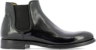 ALBERTO FASCIANI Luxury Fashion Womens WINDY510NERO Black Ankle Boots | Fall Winter 19
