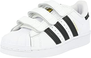 adidas Superstar CF C, Basket Mixte Enfant
