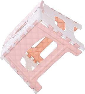 YuuHeeER Taburetes plegables para niños y adultos, cocina, jardín, baño, pequeña silla plegable