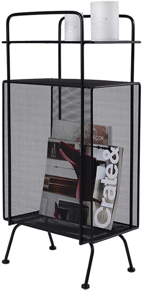 Book Stands Iron In Max 79% OFF stock Floor Racks Bedside Bedroom Tables Living Room