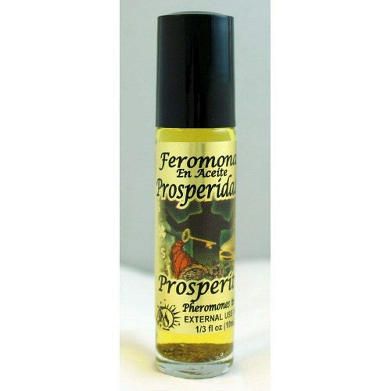 Purchase 12 PIECES BRYBRADAN PROSPERITY PHEROMONE Limited time sale PROSPERIDAD OIL ROLL-ON