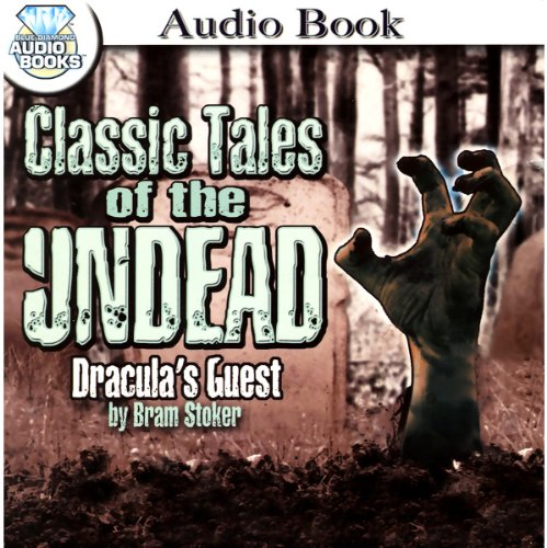 Dracula's Guest audiobook cover art