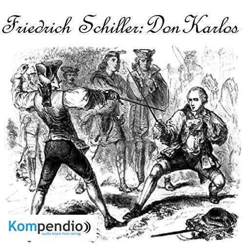 Don Karlos von Friedrich Schiller Titelbild