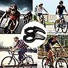 SRECNO MTB 自転車 バーエンドバー 補助ハンドルバー エンド 1ペア #4