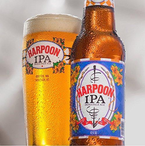 Harpoon IPA Signature Beer Pint Glass Tumbler Style