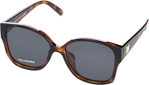 Toffee Tortoise/Smoke Mono Polarized