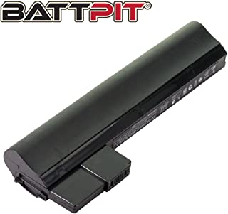 Battpit™ Laptop/Notebook Battery for HP Mini 110-3800 Mini 110-3744CA Mini 110-3731CL Mini 110-3730NR Mini 110-3735DX Mini 110-3753CA Mini 110-3720CA (4400mAh / 48Wh)