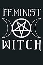 Feminist WITCH Pentagram Wicca Coven Occult: Notebook Planner - 6x9 inch Daily Planner Journal, To Do List Notebook, Daily...