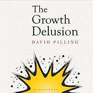 The Growth Delusion cover art