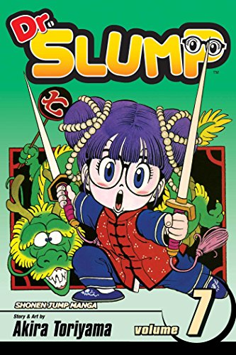 DR SLUMP GN VOL 07