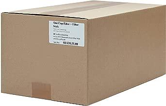 Filtri da t/è con Bastoncino FINUM 100 x 75 mm Confezione da 100