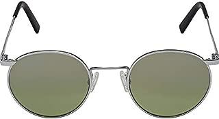 Randolph P3 Infinity Sunglasses Bright Chrome/Skull/Jade Metallic 49mm