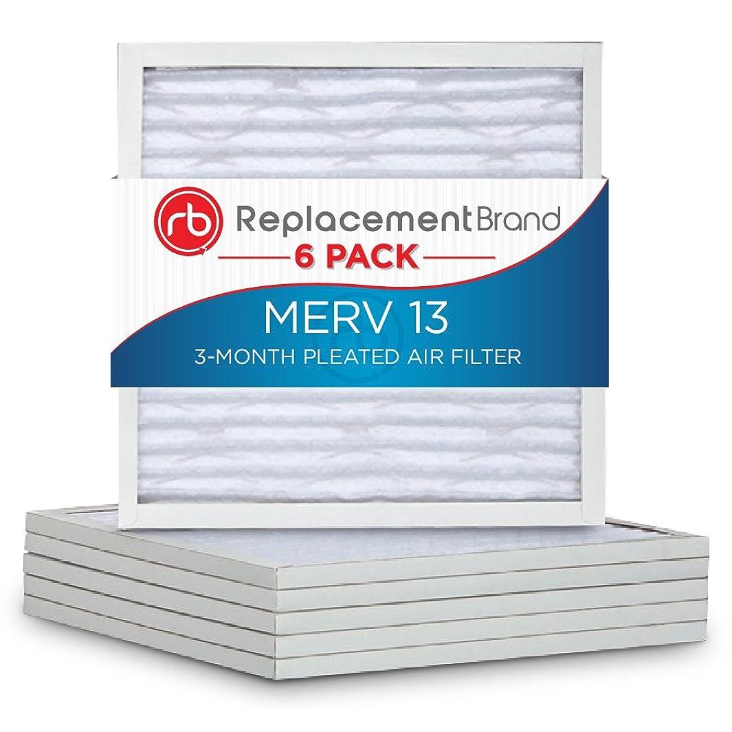 ReplacementBrand RB-P25S-612025 Air Filter, MERV 13, 20