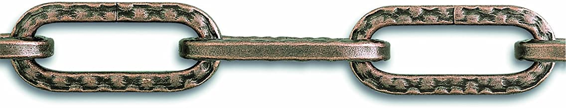 color negro lacado hierro Cadena de l/ámpara de 1,5 m di/ámetro de 2,8 mm