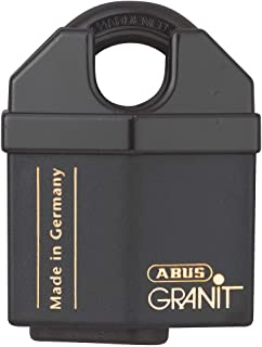 ABUS 37/60 Granit Alloy Steel Padlock Keyed Different
