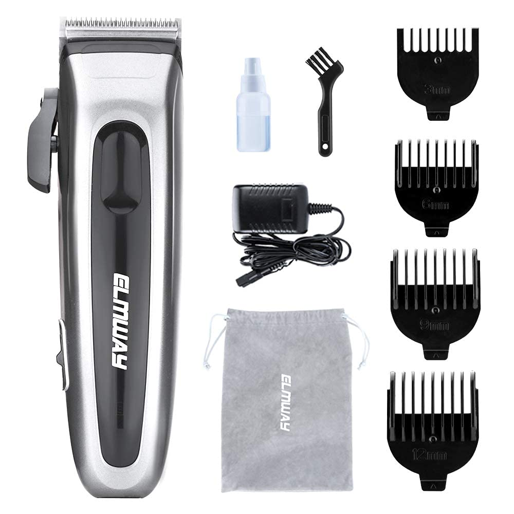 Hair Clippers for Year-end gift Men Cutt Rechargeable Barber Max 41% OFF