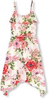 The Children's Place Big Girls' Sleeveless Maxi Dress