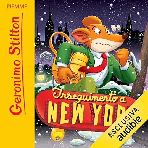 Inseguimento a New York copertina