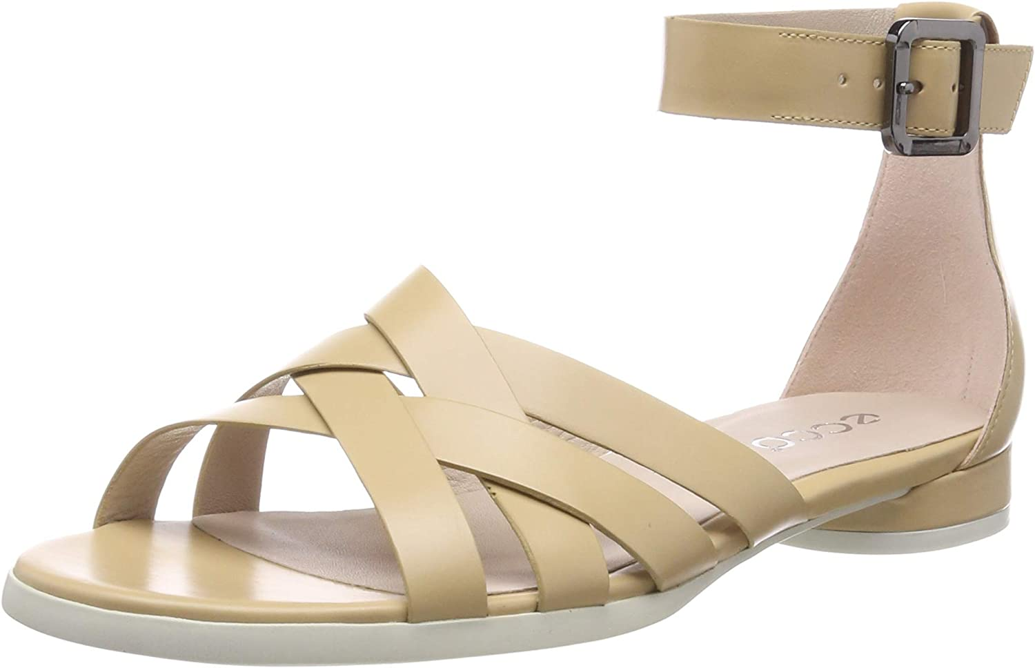 ECCO Women's Ankle Strap Sandals Super intense SALE Free Shipping New