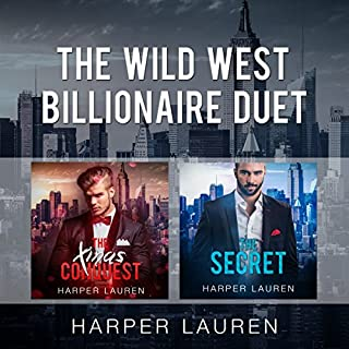 The Wild West Billionaire Duet     A Billionaire Romance Boxed Set              By:                                                                                                                                 Harper Lauren                               Narrated by:                                                                                                                                 Marie Smith,                                                                                        Ainslie Caswell                      Length: 11 hrs and 45 mins     6 ratings     Overall 4.8
