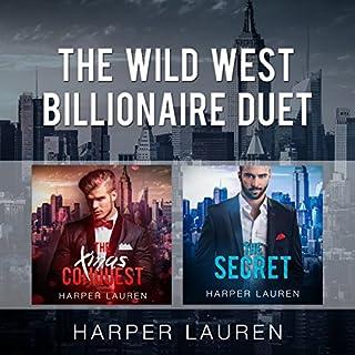 The Wild West Billionaire Duet cover art