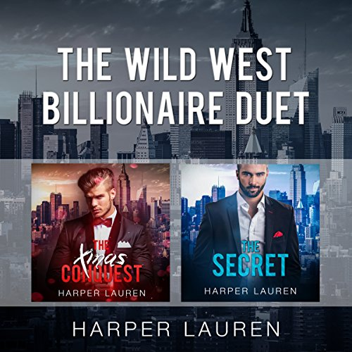 The Wild West Billionaire Duet cover art