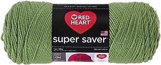 Red Heart Yarn 624 Tea Leaf Red Heart Super Saver Yarn