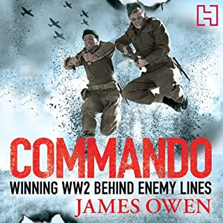 Commando cover art