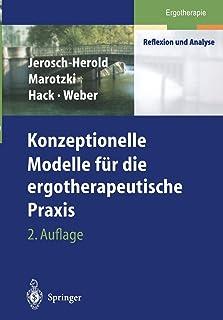 Konzeptionelle Modelle für die ergotherapeutische Praxis (Ergotherapie - Reflexion und Analyse) (German Edition)