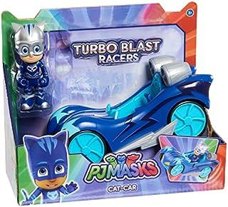Just Play PJ Masks Turbo Blast Vehicles-Catboy